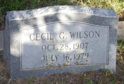 Cecil Gus Wilson