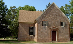 Vauters Church Cemetery