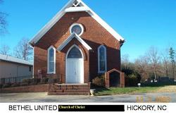 Bethel United Chuch Of Christ Cemetery