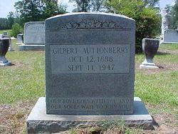Gilbert O. Auttonberry