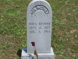 Malinda Ann Dora <i>Butler</i> Brewer