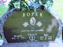 Tony Roper grave
