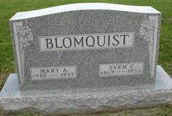 Mary A <i>Murphy</i> Blomquist