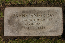 Pvt Frank Anderson