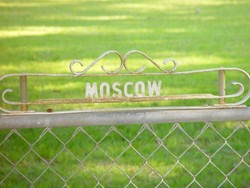 Moscow Cemetery
