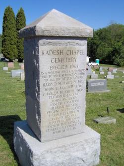 Kadesh Chapel Cemetery