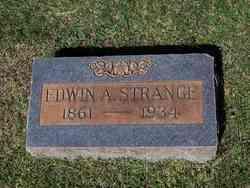 Edwin A. Strange