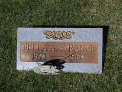 Della A. Strange