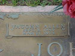 Vaughn Allen <i>''Bug''</i> Johnson