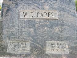 Katherine Ellen <i>McGregor</i> Capes