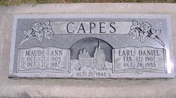 Earl Daniel Capes