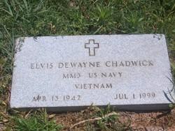Elvis Dewayne Chadwick