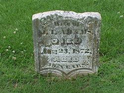 Elizabeth Matilda <i>Niblock</i> Adams