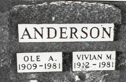 Ole A. Anderson