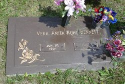 Vera Anita <i>Kuhl</i> Bennett