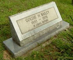 Goldie H. Bailey