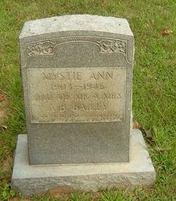 Mystie Ann Bailey