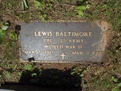 Lewis Baltimore