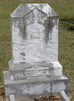Amelia <i>Williams</i> Massengale