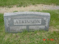 Addie Lee <i>Rodgers</i> Atkinson