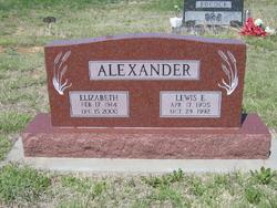 Lewis E. Alexander