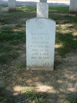 Winston Adair, Jr