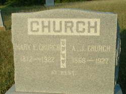A. J. Church