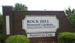 Rock Hill Memorial Gardens