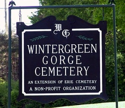 Wintergreen Gorge Cemetery