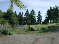 Jesuit Cemetery of the Oregon Province