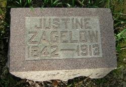 Justine Zagelow