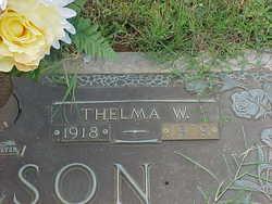 Thelma Louise <i>Williams</i> Johnson
