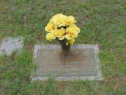 Clarence Eugene <i>''Buddy''</i> Johnson