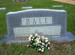 Earl O Hale