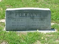 Lula Bertha <i>Trimble</i> Bogan