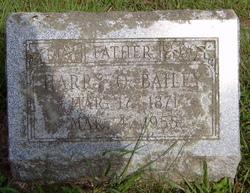 Harry O. Bailey