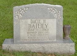Dacie H. Bailey