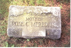 Rose Carrie <i>Krohmer</i> Meredith