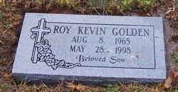 Roy Kevin Golden