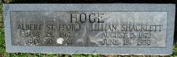 Lillian <i>Shacklett</i> Hoge