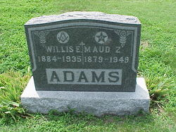 Maud Z Adams