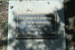 Clarence E. BARKER