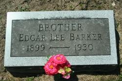 Edgar Lee Barker