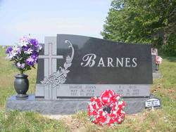 Percival Clinton Bud Barnes, III