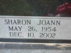 Sharon JoAnn <i>Parks</i> Barnes