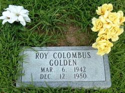 Roy Columbus Golden