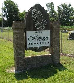 Central Holmes Cemetery