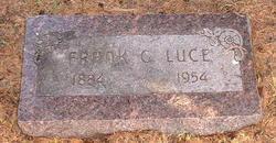 Frank G. Luce
