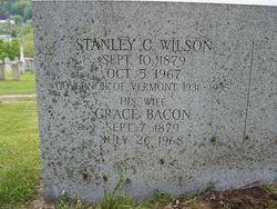 Stanley Calef Wilson