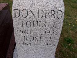 Rose J. <i>Pagano</i> Dondero